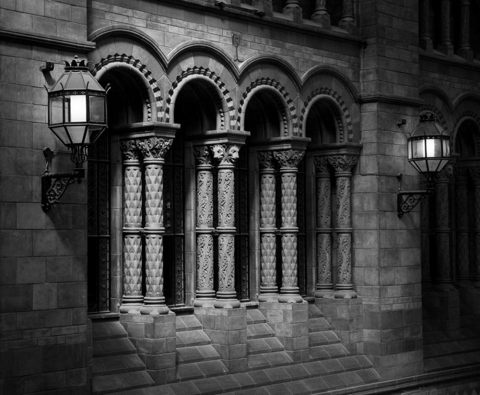 Window arches