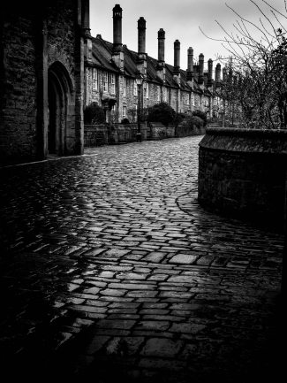 Chimneys and cobbles