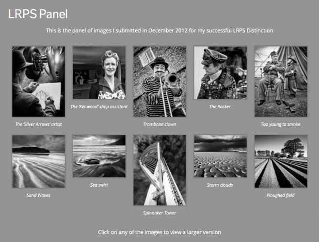 LRPS Panel