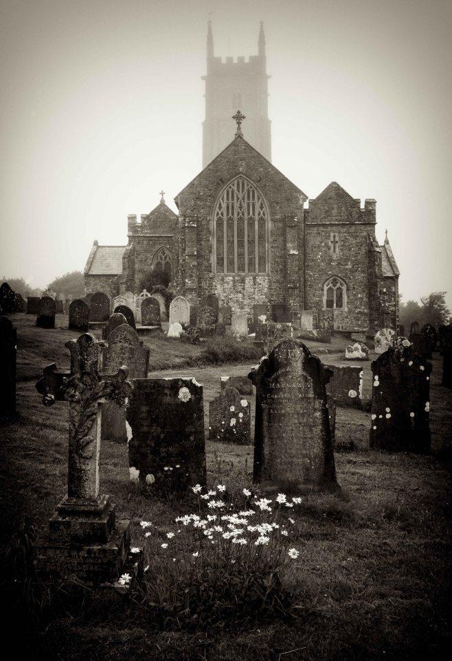 St Nectan, Stoke in the Parish of Hartland in Devon