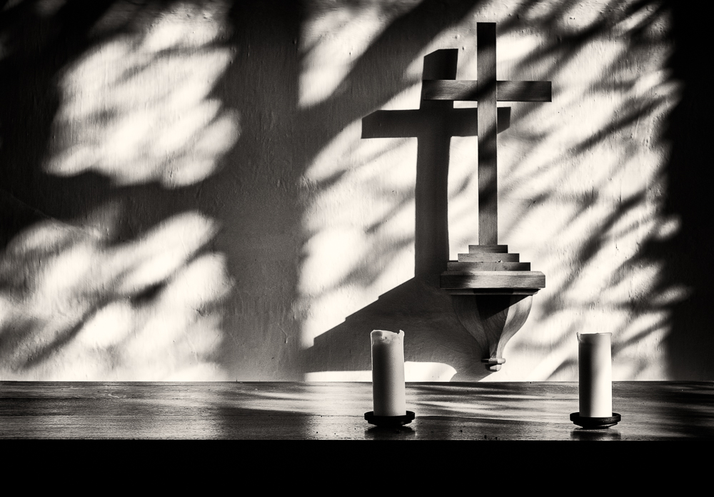 Shadows and the Cross