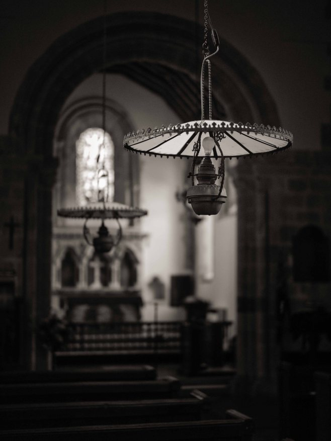 Nave lamp