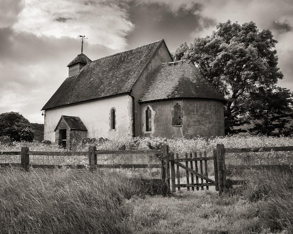 Upwaltham Church-2