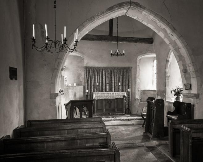 Upwaltham Church-3