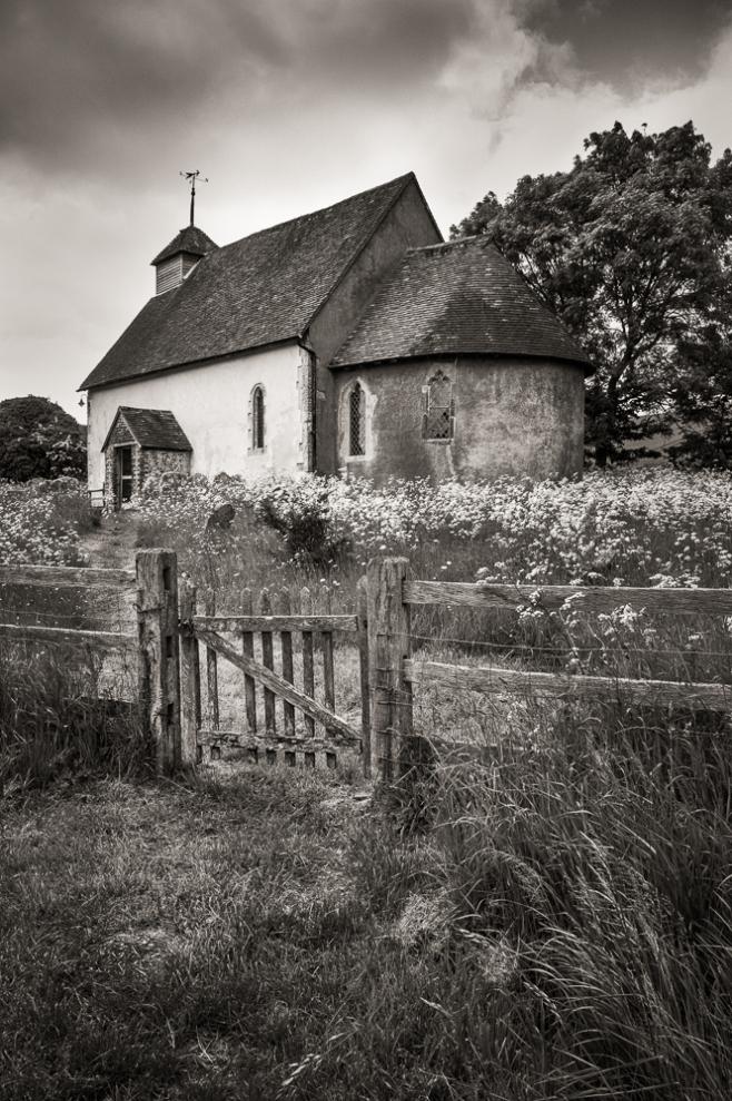 Upwaltham Church-7