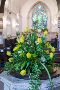 Easter in Fishbourne Church-7