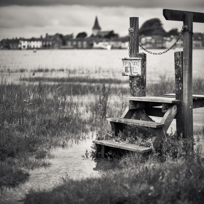 Private Jetty, Bosham-2