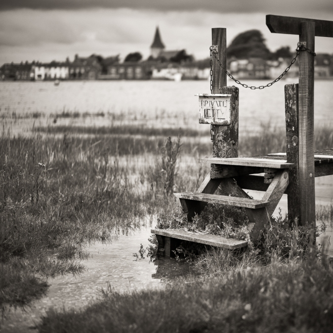 Private Jetty, Bosham-3