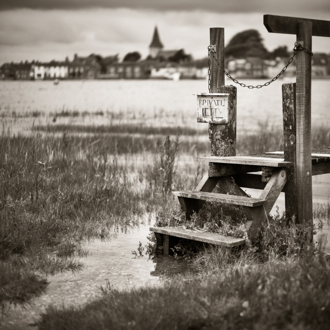 Private Jetty, Bosham-4