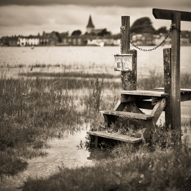 Private Jetty, Bosham-5