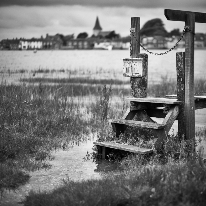 Private Jetty, Bosham