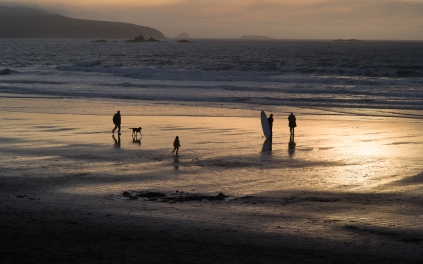 Whitesands - Golden Hour-1