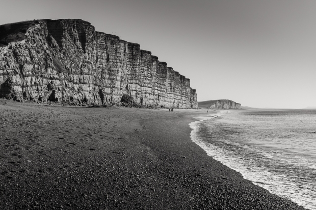 Jurassic Cliffs at West Bay