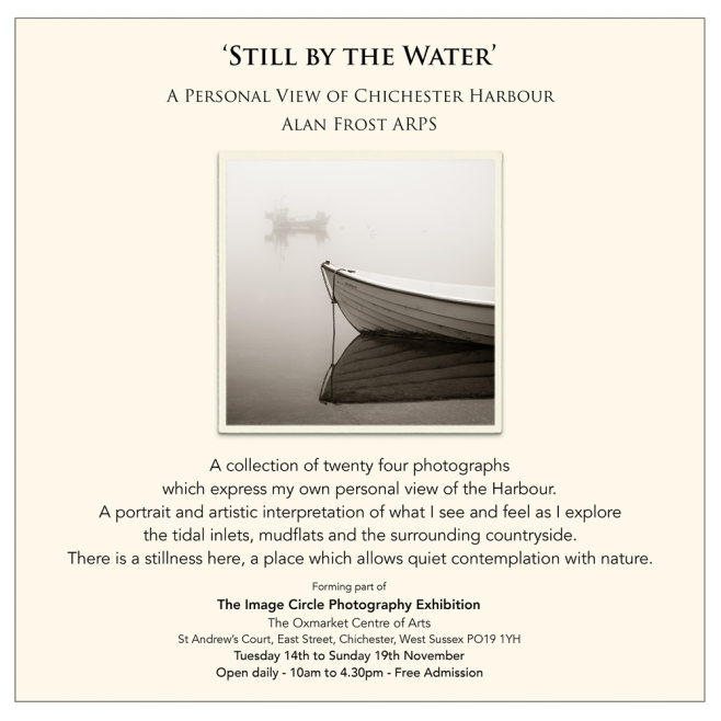 Still by the Water Leaflet Sq