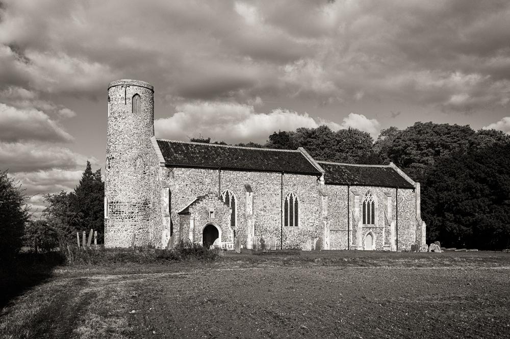 Beeston St Lawrence Church